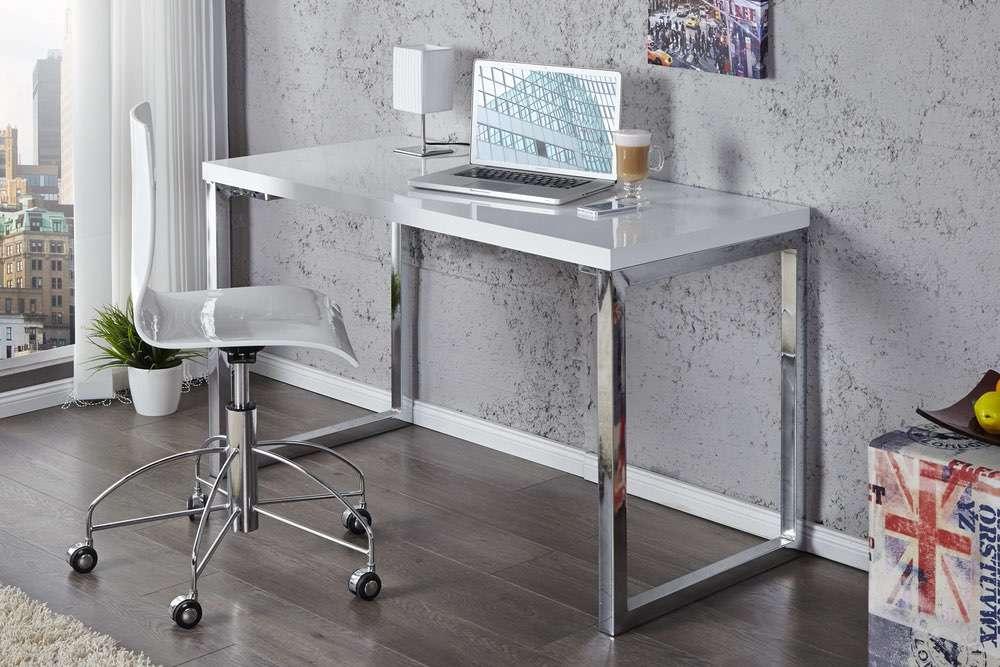 LuxD Psací stůl Office II bílý