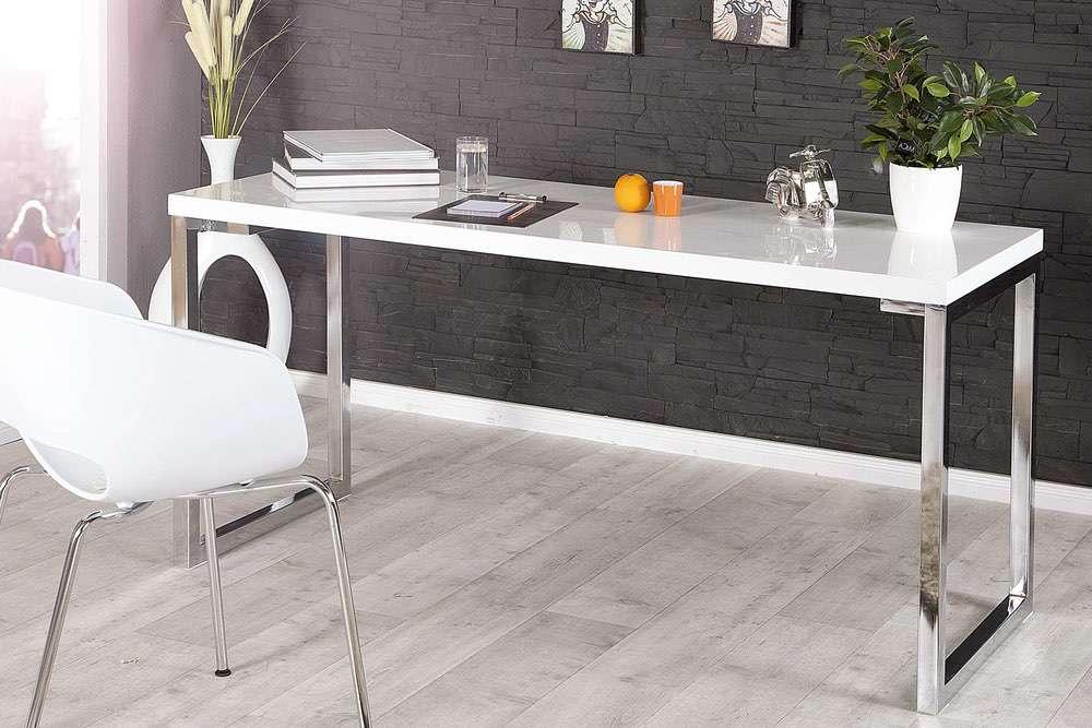 LuxD Psací stůl Office III bílý