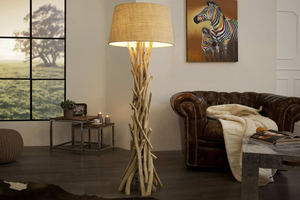 LuxD 16863 Luxusní stojanová lampa Fashion