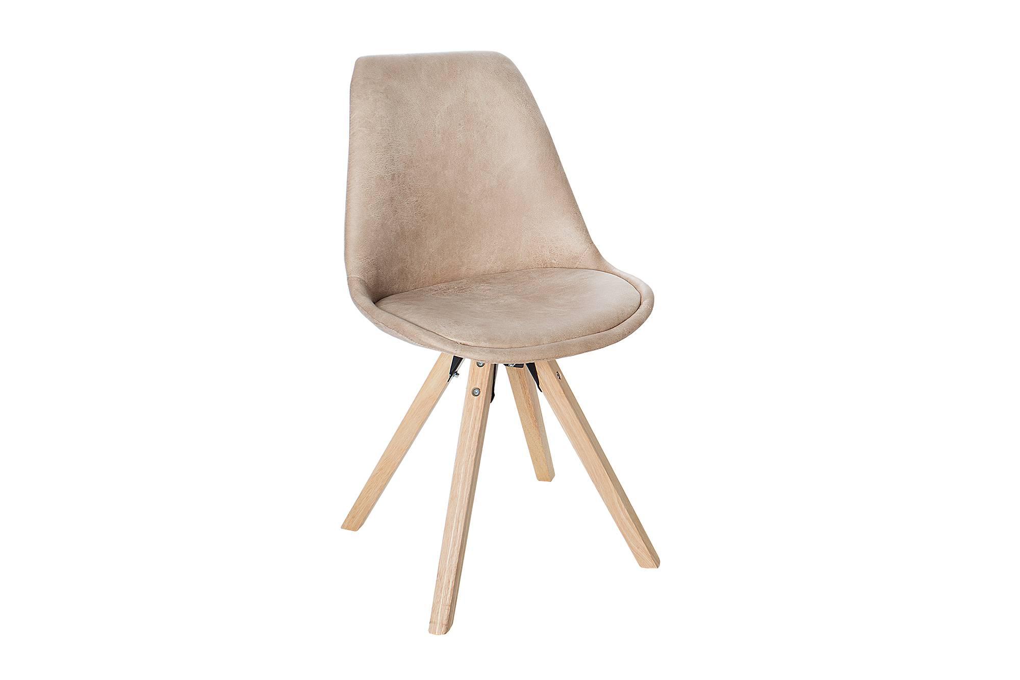 Židle Sweden antická béžová