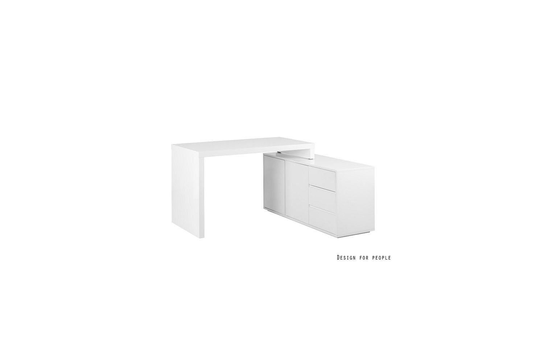 Levně Meble PL Dizajnový stůl Trivan