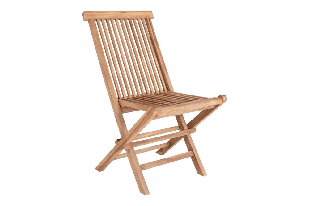 Norddan Zahradní jídelní židle Lana, teak - II. třída