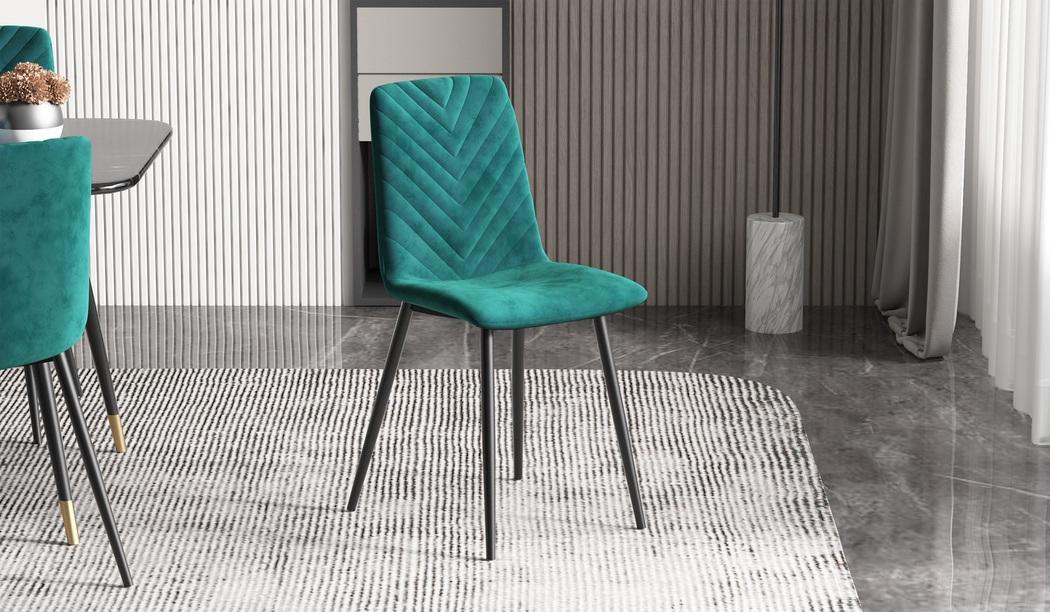 LuxD Designová stolička Argentinas zelená