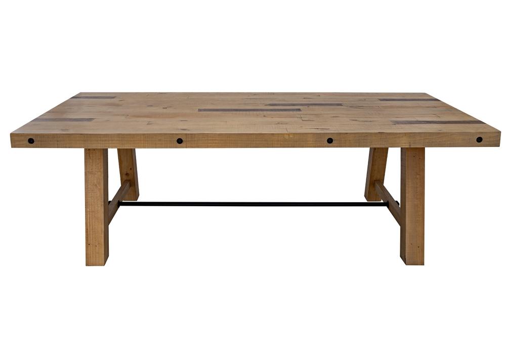 LuxD Designový jídelní stůl Harlow 240 cm borovice