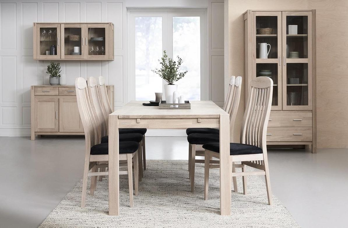 Levně Furnistore Designový jídelní stůl rozkládací Aalto, 180 - 280 cm