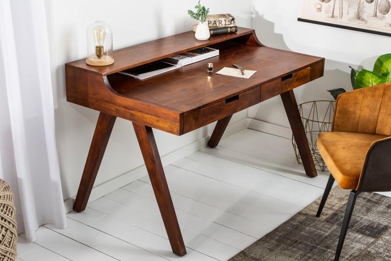 LuxD Psací stůl Freddo 120 cm akácie