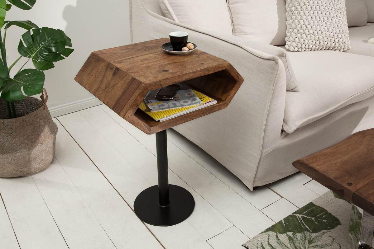 LuxD Designový odkládací stolek Bethany