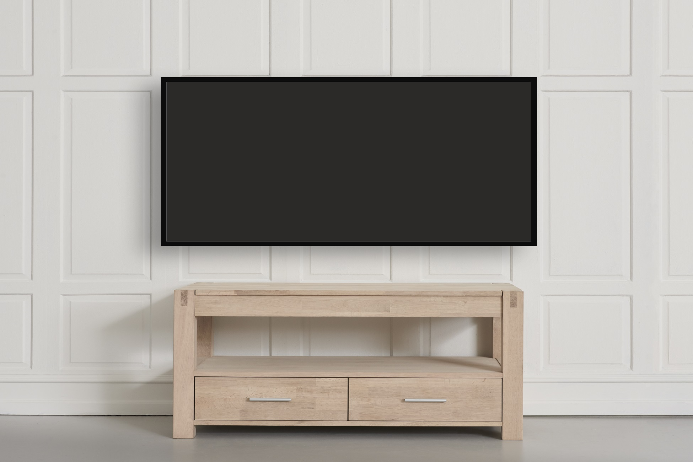 Furnistore Stylový TV stolek Aalto, 102 cm